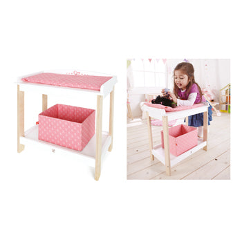 PLAY CHANGING TABLE, Age 3+, Set