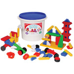 STICKLE BRICKS, Basic Set, Age 3+, Set