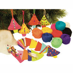 FELT TREES, Pack of 30