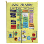 WALL CHARTS, Mon Calendrier, Cotton, 500 x 650mm, Each