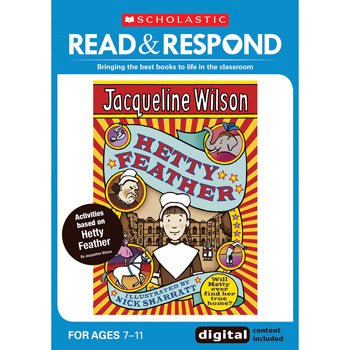 READ & RESPOND Lower Key Stage 2, Hetty Feather, Read & Respond, Each