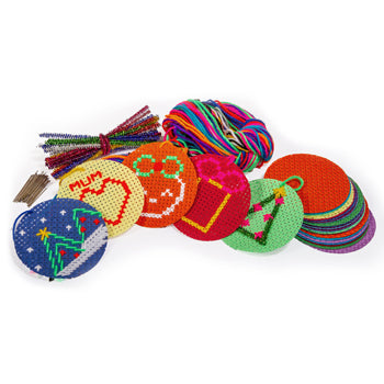 BINKA BAUBLES, Pack of 30