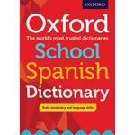 DICTIONARY, BILINGUAL, Oxford School Spanish, Age 10+, Each