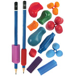 PENCIL GRIPS, Combi Pack, Pack of 13