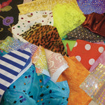 FABRIC OFFCUTS, Pack of 250g