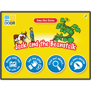 TRADITIONAL TALES APPS, Jack and the Beanstalk, 6 device licence, Each