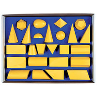 GEOMETRIC, 3-D Models, Set of 25 pieces