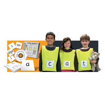 ACTIVE PHONICS, Kit