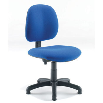 SWIVEL, OPERATOR CHAIRS, MEDIUM BACK, With Glides, Tarot