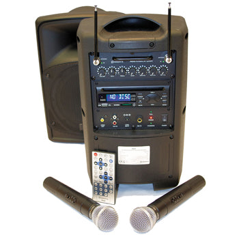 PORTABLE AUDIO AND PA SYSTEMS, CAMVIS CAVPA, Each