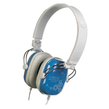 INDIVIDUAL HEADPHONES, Coloured, Light Blue, Each