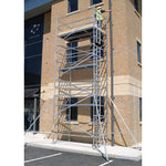 SCAFFOLDING, INDUSTRIAL TOWER SYSTEMS, Platform Size 0.85 x 1.8m, 6.2m height, Each