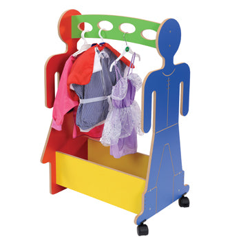DRESS UP TROLLEY, Multi-coloured, Each