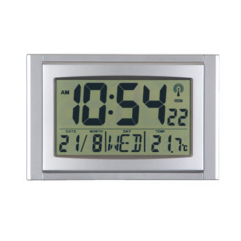 CLOCK, WALL, Digital LCD, Each