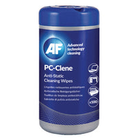 CLEANING MATERIALS, COMPUTER, PC Clene Tub, Tub of 100 wipes