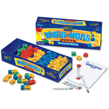 READING RODS(TM), Word for Word Game, Set