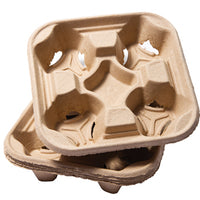 Moulded Cup Carriers, Pack of 300