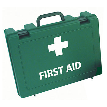 EMPTY FIRST AID CASES, Classic Case (Empty), 235 x 275 x 90mm, Each