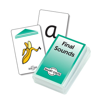 SMART CHUTE CARDS, Final Sounds, Set