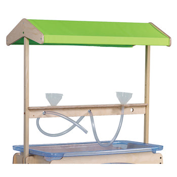 SAND & WATER PLAY STATIONS, Canopy & Accessory Kit, Set