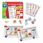 MODERN FOREIGN LANGUAGES FRENCH, LES COURSES A FAIRE, Age 3-7, Set