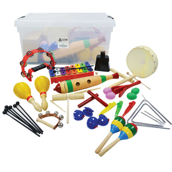 A-STAR PERCUSSION CLASS PACK, For 30 pupils, Pack