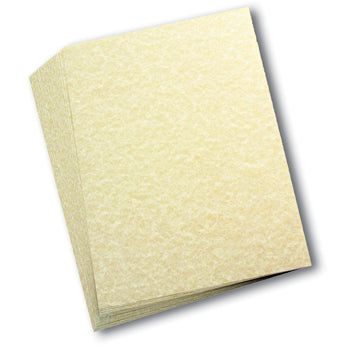 PAPER, COPIER, Certificates Vellum, 100gsm, A4, Pack of 50 sheets