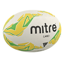 BALL, RUGBY, Mitre(R) Grid, Size 5, Each
