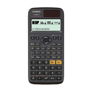 CALCULATORS, SCIENTIFIC, CASIO FX85GTX, Each