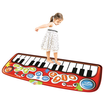 DO-RE-ME GIANT FLOOR PIANO MAT, Each