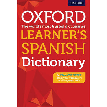 DICTIONARY, BILINGUAL, Oxford Learner's Spanish, Age 11+, Each