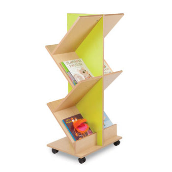 BOOK LADDER, Cyan