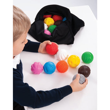 DISCOVERY BALL SET, Set of 18