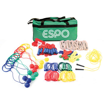 DELUXE SKIPPING CLASS PACK, Kit of 45 items