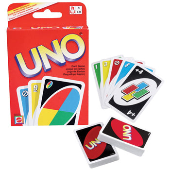 SORTING GAMES, UNO(R), Age 7+, Each