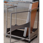 FAST FOLD TABLE/BENCH TROLLEY