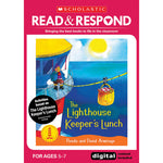 Key Stage 1, READ & RESPOND, The Lighthouse Keeper's Lunch, Read & Respond, Each