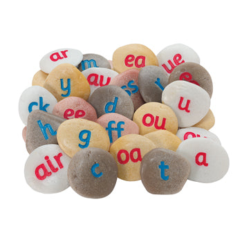 PHONIC PEBBLES, Set of 65