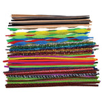 PIPE CLEANERS, Assorted Bulk Pack, Pack of 250