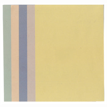 PAPER, SUGAR, Pastels, 100gsm., Yellow, Pack of 250 sheets