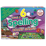 SMART KIDS, BOARD GAMES, Spelling and Language, Level 4, Pack of 6