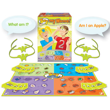 GAMES, SAY MY NAME, Age 4-7, Each