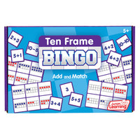 TEN FRAME BINGO, Each