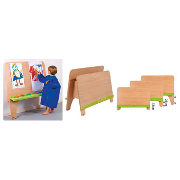 BACK TO BACK WALL EASEL, Each