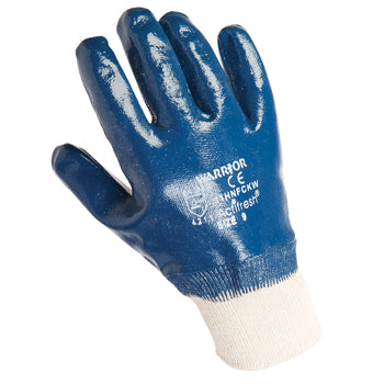 GENERAL HANDLING GLOVES, Heavy Duty Nitrile Coated, Pair