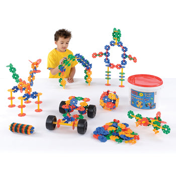 OCTOPLAY, Special Offer!, Action Pack (296 pieces) and Free Learner Pack (60 pieces), Age 3+, Set of 356 pieces