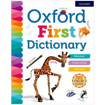 DICTIONARIES, Oxford First, Each