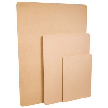 DRAWING BOARDS, MDF, A3 (315 x 446mm), 6mm thick, Each