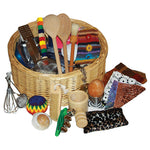 TODDLER TREASURE BASKET, Age 11/2+, Set of 25