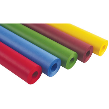 DISPLAY ROLLS, Ecofrieze Embossed, 1020mm x 25m, Scarlet, Each